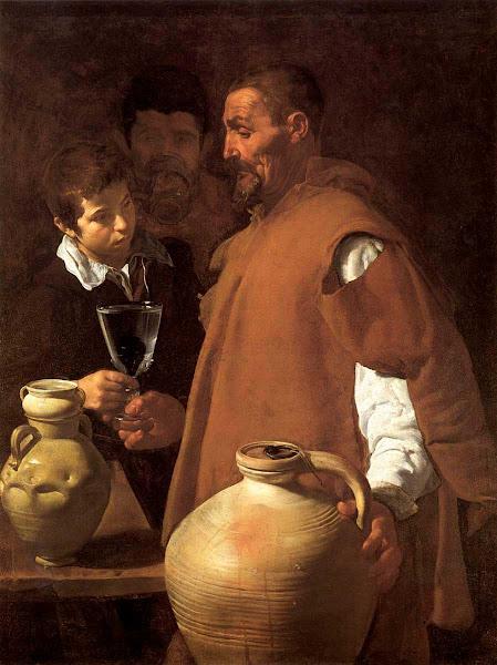 Диего Веласкес - Водонос из Севильи (1623)