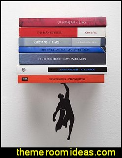 Supershelf  Metal Floating Shelf