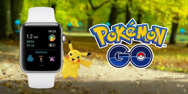 Em Setembro, Niantic - a empresa responsável pelo Pokémon Go - subiu ao palco em um evento da Apple para anunciar que o jogo estaria chegando ao relógio da Apple antes do final de 2016