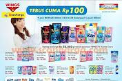 Katalog Indomaret Promo Tebus Murah Rp.100 Terbaru 28 November - 11 Desember 2018