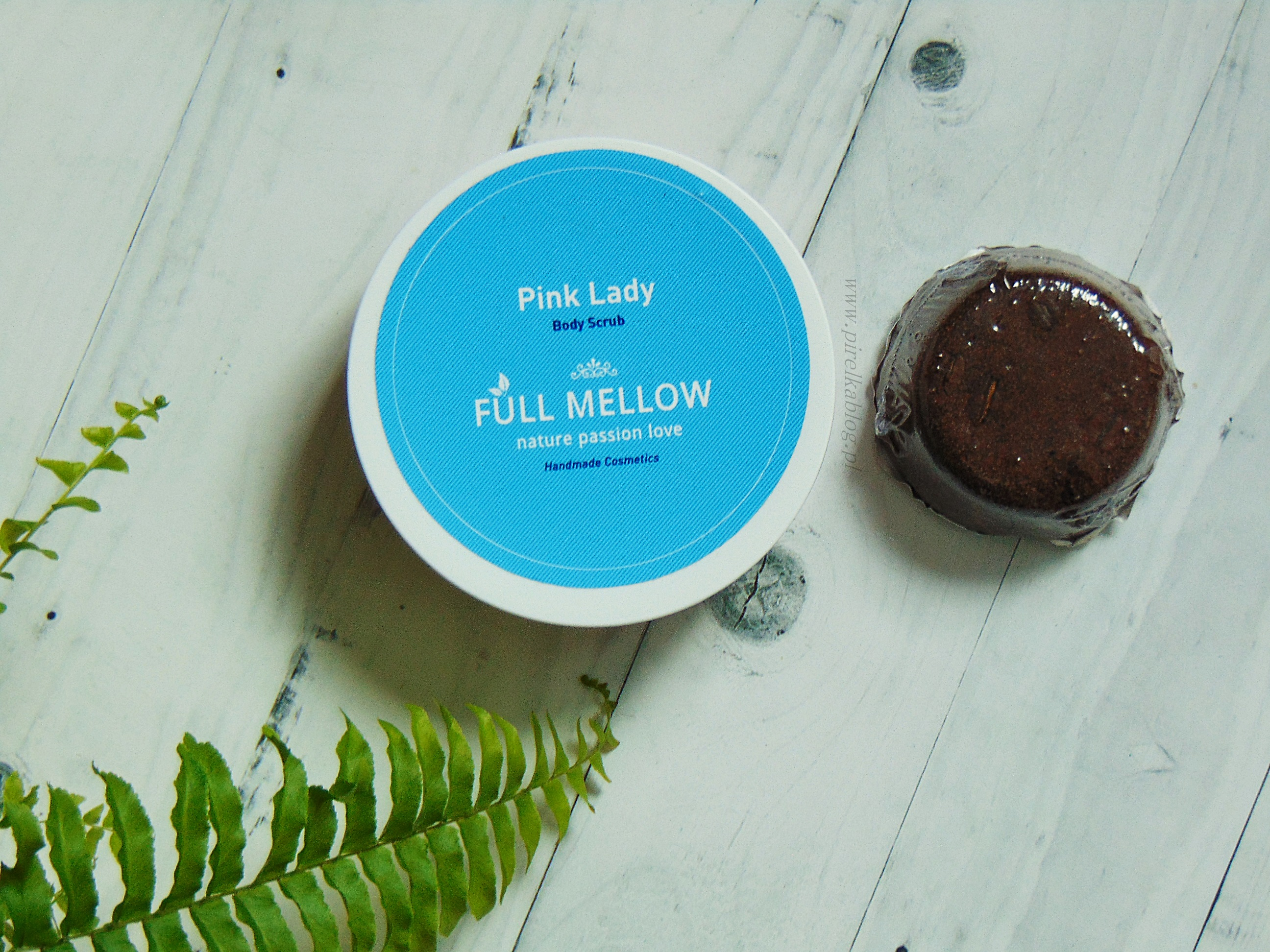 Full Mellow, Pink Lady - Body Scrub (peeling do ciała)