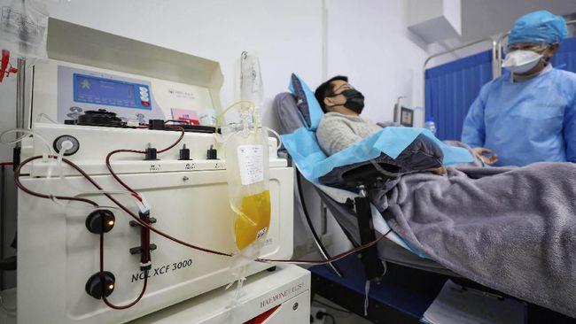 4 Orang yang Harus Dirawat di ICU Rumah Sakit