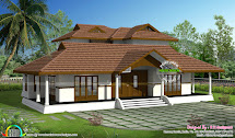 Traditional Kerala Home Designs