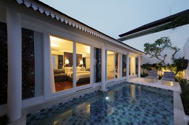 Astana Batu Belig Bali