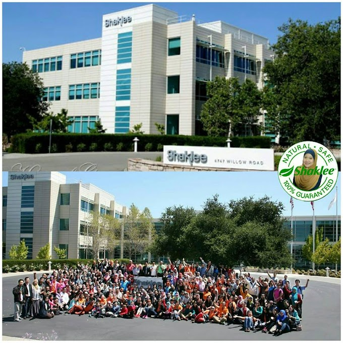 Shaklee's Headquarters in Pleasanton, California