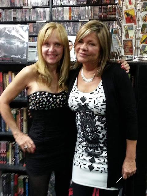 Linnea Quigley acompañará a Donna Wilkes en la comedia de terror 'Buzz Cut'
