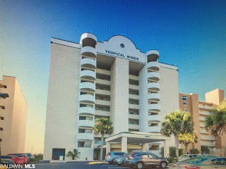 Tropical Winds Condos For Sale and Vacation Rentals, Gulf Shores Alabama Real Estate