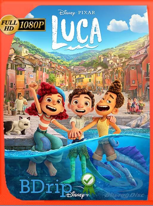 Luca (2021) BDRip 1080p Latino [GoogleDrive] Ivan092