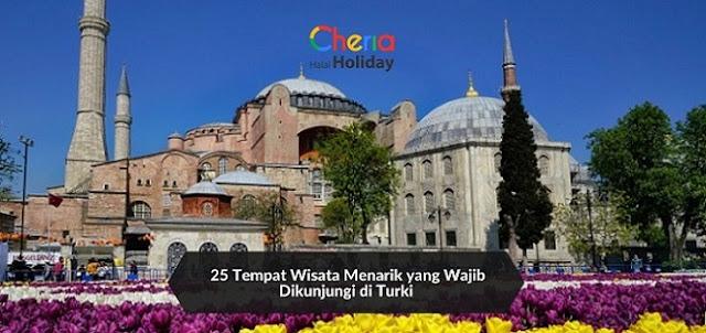 Tempat Wisata Menarik di Turki