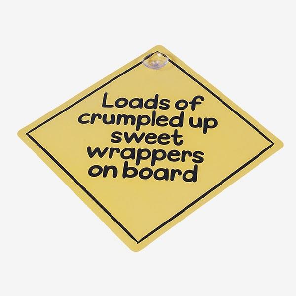 waldo pancake car sign