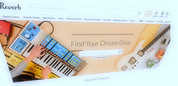 Etsy acquired musical instrument reverb market for $ 275 million