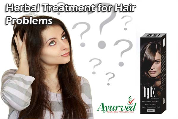 Herbal Treatment for Hair Problems