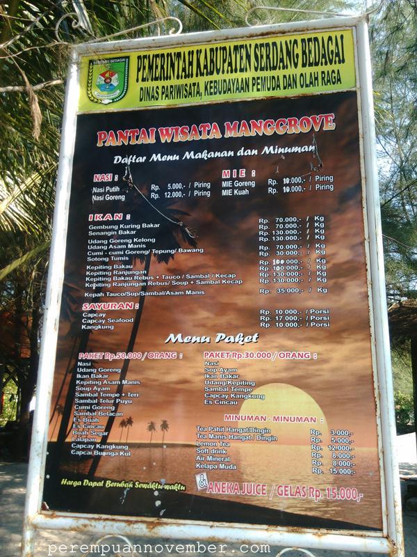 Menikmati Wisata Pantai Mangrove Kampoeng Nipah Serdang Bedagai