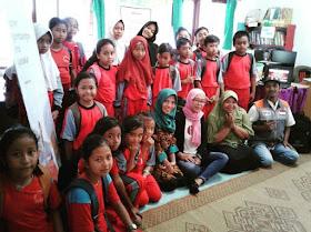 Perpustaaan Desa Ngudi Ilmu Mukiran, Kecamatan Kaliwungu