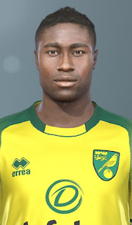 PES 2019 Faces Alexander Tettey by Champions1989
