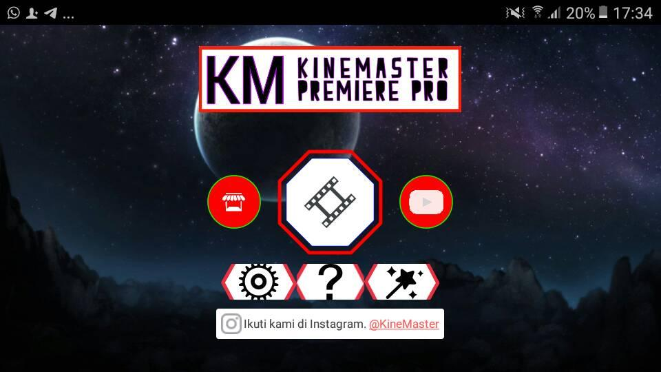 Download kinemaster premiere pro