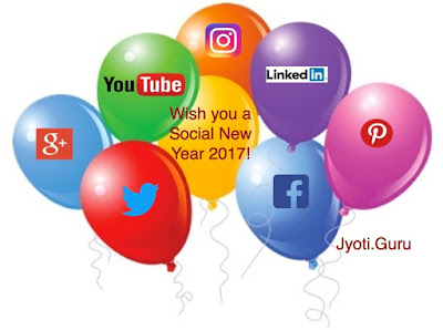 Jyotindra Zaveri for Social Media Marketing in 2017