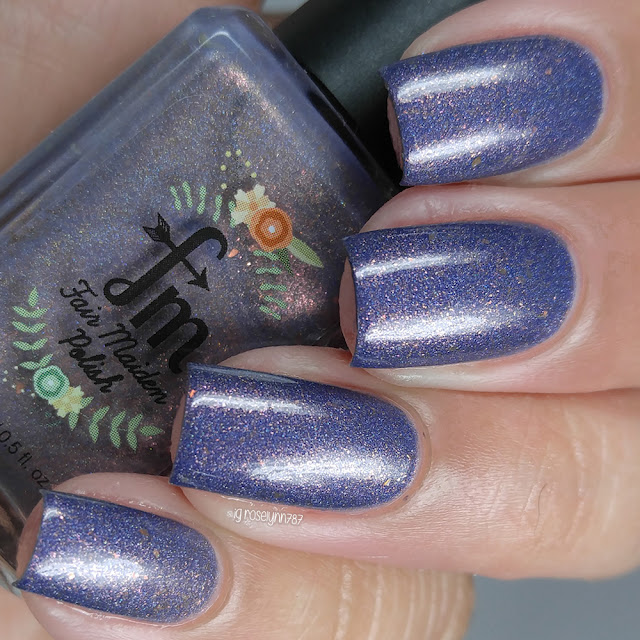 Fair Maiden Polish – Shift Just Got Real
