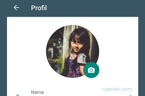 Ukuran Profil Whatsapp