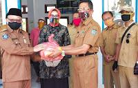 GOW Distribusi Paket Sembako untuk Kaum Dhuafa, Para Camat Sampaikan Apresiasi