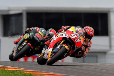 Όγδοη νίκη για το Marquez στο Sachsenring(ΔΤ)