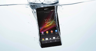 Sony Xperia Z, superphone- luxurious, brilliant innovation