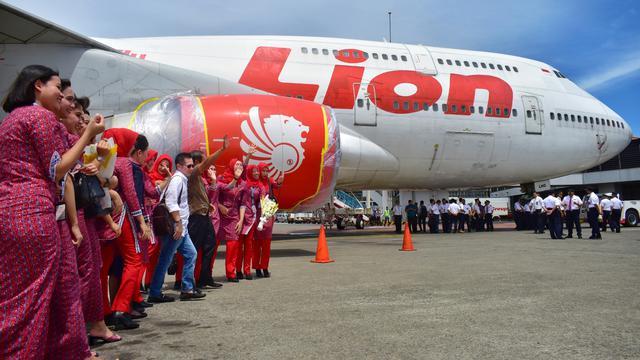 Ini Penjelasan Lion Air Terkait Perkembangan Pemberitaan Utang Perusahaan