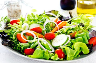 Contoh Makanan Cepat Saji dari Buah dan Sayuran