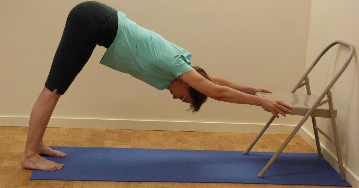 Harmony Yoga of Ann Arbor: Yoga for Seniors -- again