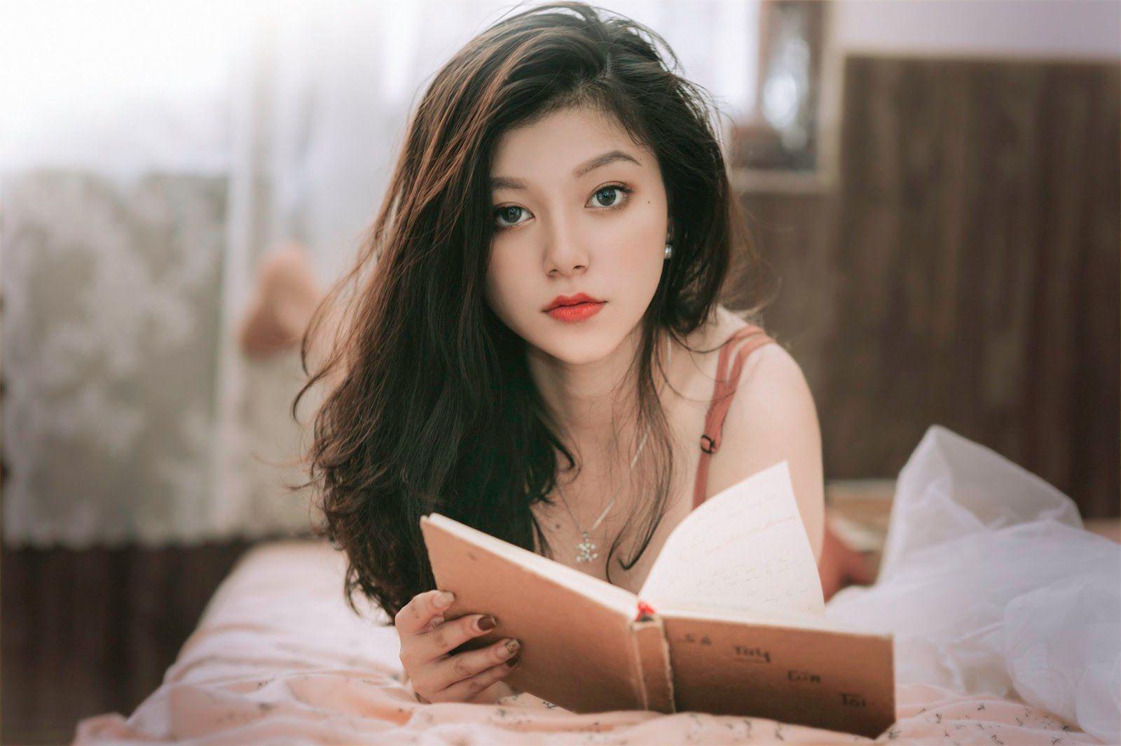 """Ngắm gái xinh """"nàng thơ"""" Nguyễn Phương Thảo"""