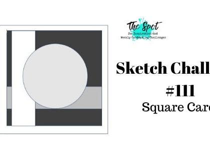 The Spot Sketch Challenge #111