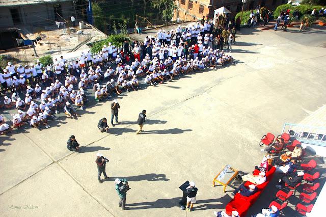 Police-Public Marathon organized by Nagaland Police Kohima Nagaland 3