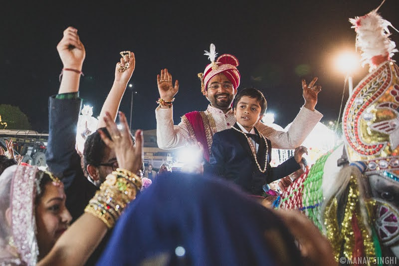 Akash + Chetna = Candid Wedding Photography - Jaipur.