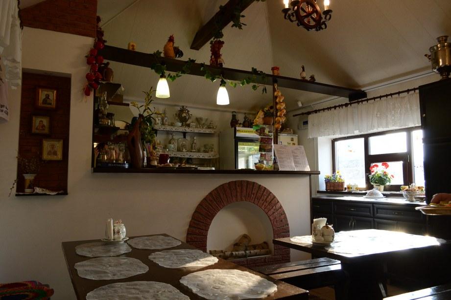 Restaurant cazac, Rybatskiy