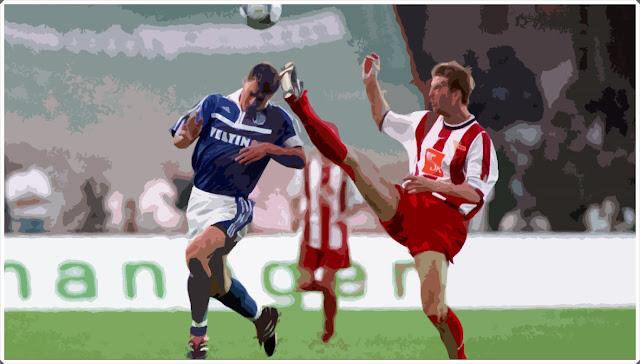 Schalke 04 Union Berlim Pokal 2001