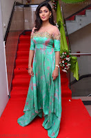 Anisha Ambrose sizzles in cute Green Anarkali Dress at Fashion TV F Club Saloon Launch ~  Exclusive 012.JPG