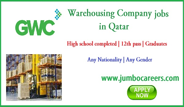 10th pass jobs in Qatar, High school jobs in Qatar, Qatar jobs for Indians,