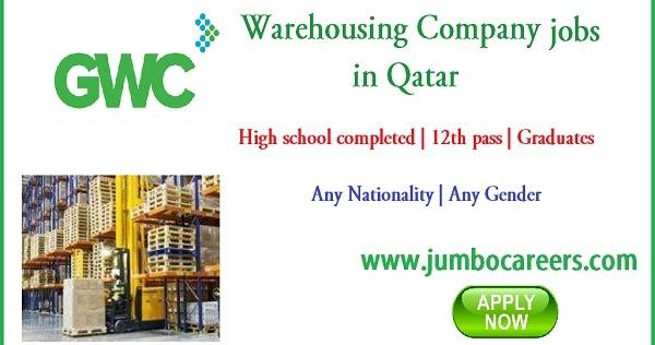 Qatar Warehousing Company (QWC) Hiring Staff | 10th Pass