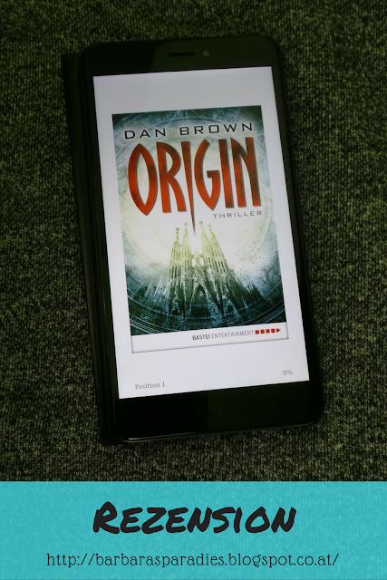 Buchrezension #174 Origin von Dan Brown