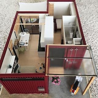 Sewa Kantor Kontainer 20 serta 40 Feet Bulanan dan Tahunan Untuk Keperluan Proyek