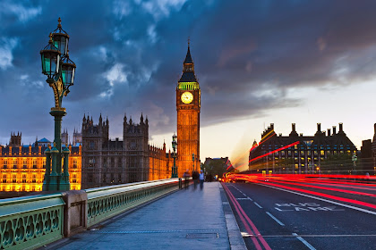 Vacation Spots London