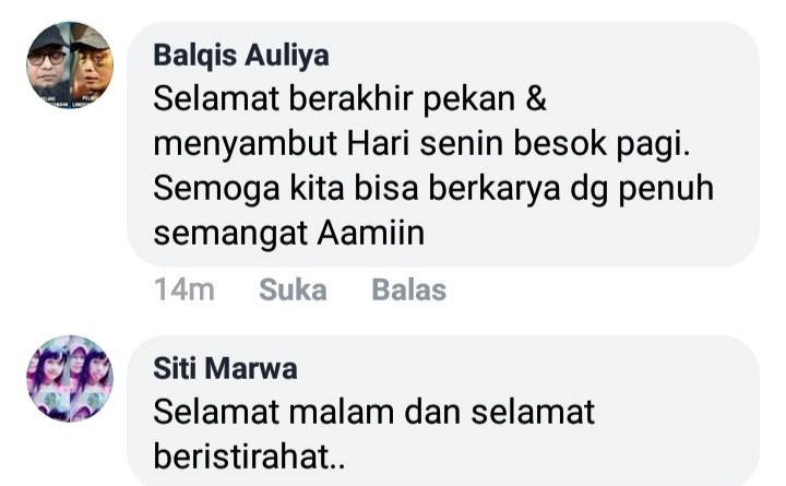 Akun Puspen TNI Ucap Selamat ke Jokowi-KMA, Komen Netizen Kocak Banget