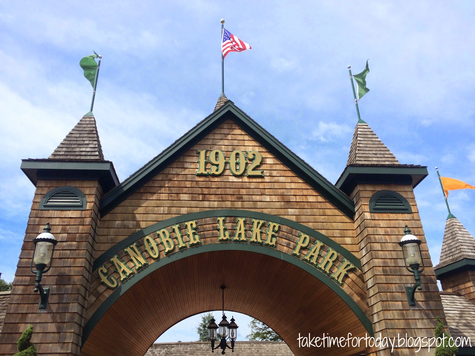 We had such a fantastic time at Canobie Lake Park last weekend! Canobie Lake Park is an amusement park located in Salem New H&shire that is packed full ... & Take Time for Today: Canobie Lake Park