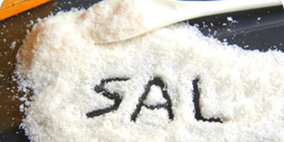 Jeitos diferentes de usar o Sal