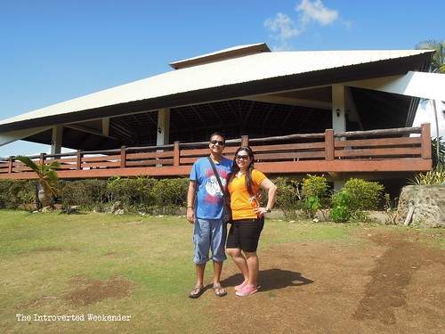 Puerto Princesa Travel Guide: the viewing deck of Mitra's Ranch