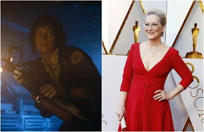Meryl Streep estuvo cerca de ser Ripley