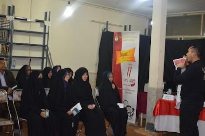Partisipasi pemilu 2019 di iran mencapai 96%