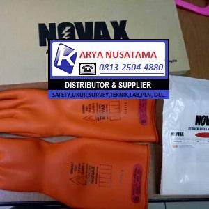 Jual Novax 30kv Original Sarung Tangan PLN di Sulawesi