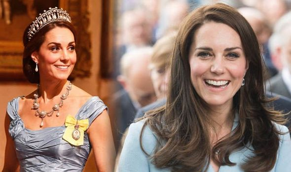 Duchess Kate Turns 37