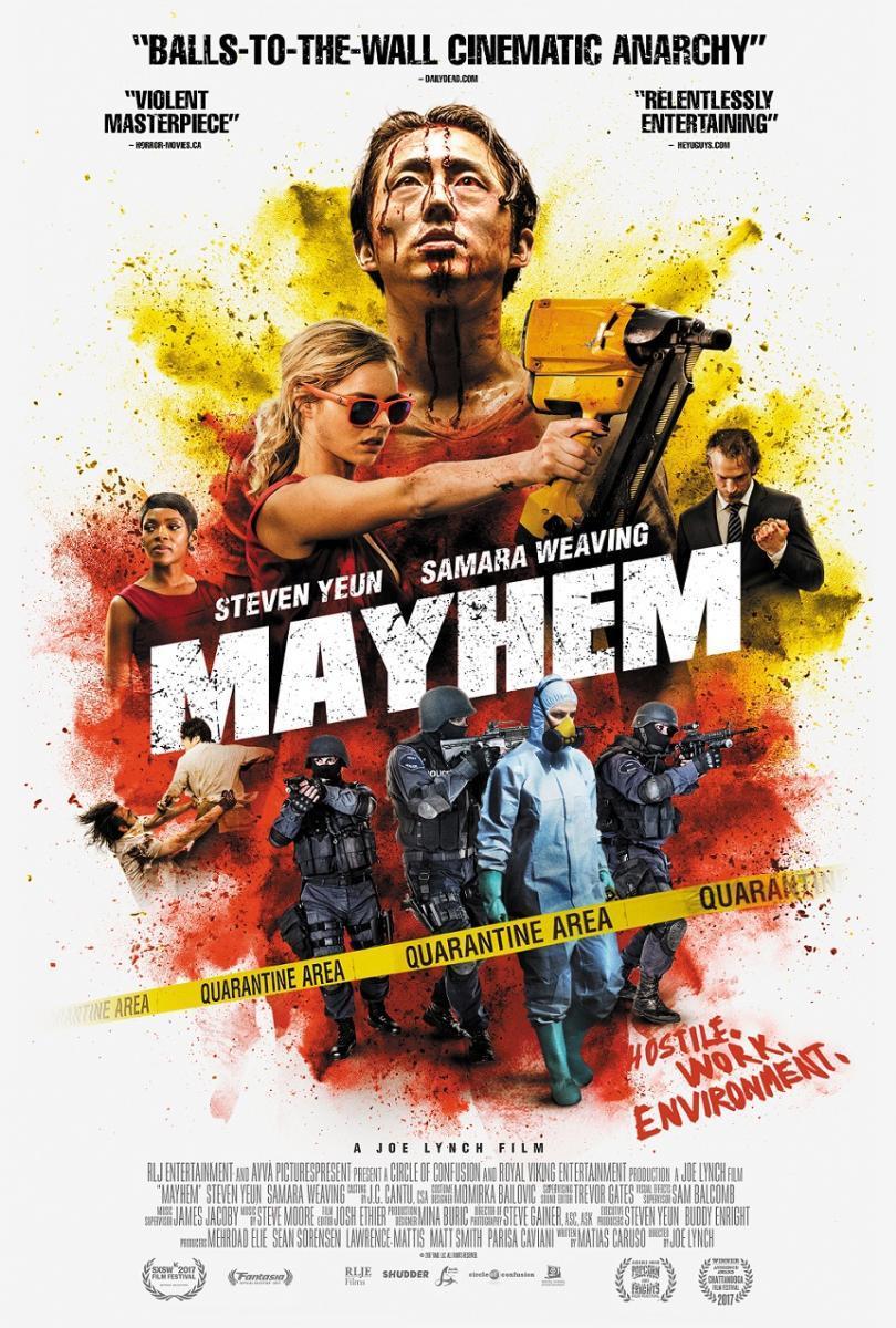 Ver Mayhem Online descargar